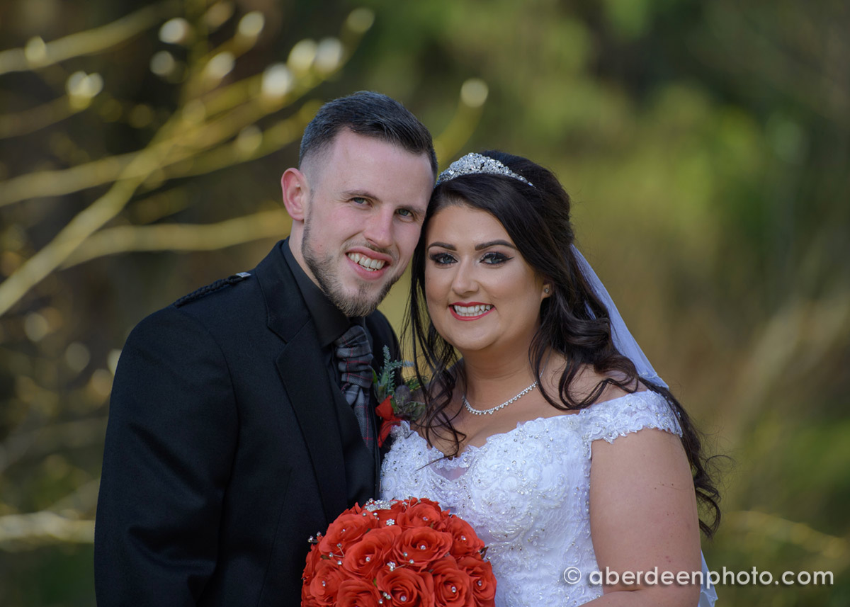 Wedding of Kirsty and Paul at Norwood Hall