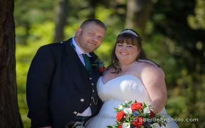 May 17th – Tracy and Andrew at Norwood Hall
