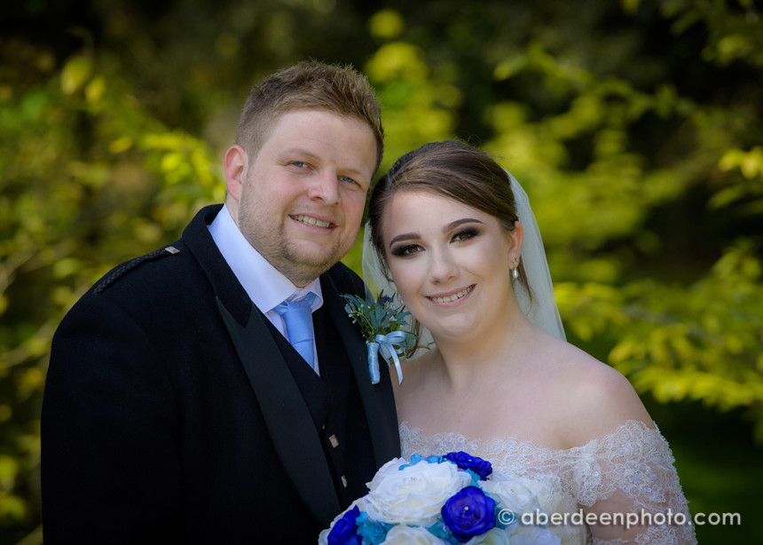 May 19th – Melissa and Neil at Norwood Hall