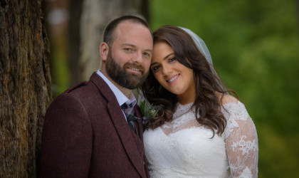 May 24th – Danielle and Mike at Norwood Hall