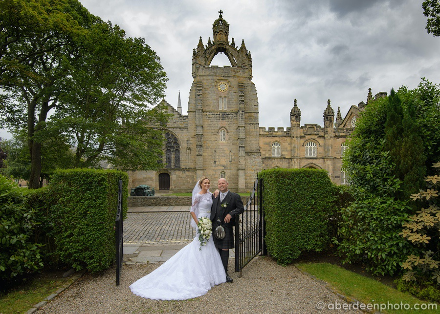 Wedding of Craig and Gemma Spence on July 6th, 2019