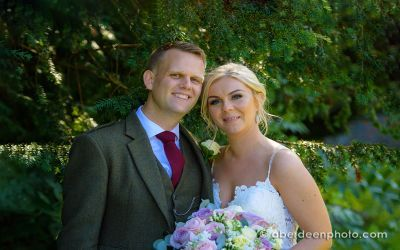 August 17th – Amanda and Ally at Maryculter House