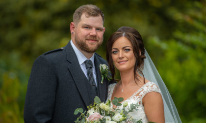September 22nd – Sarah and Craig at The Norwood Hall