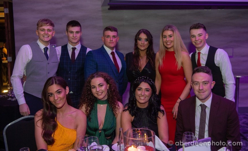 Aberdeen Young Professionals Ball 2019