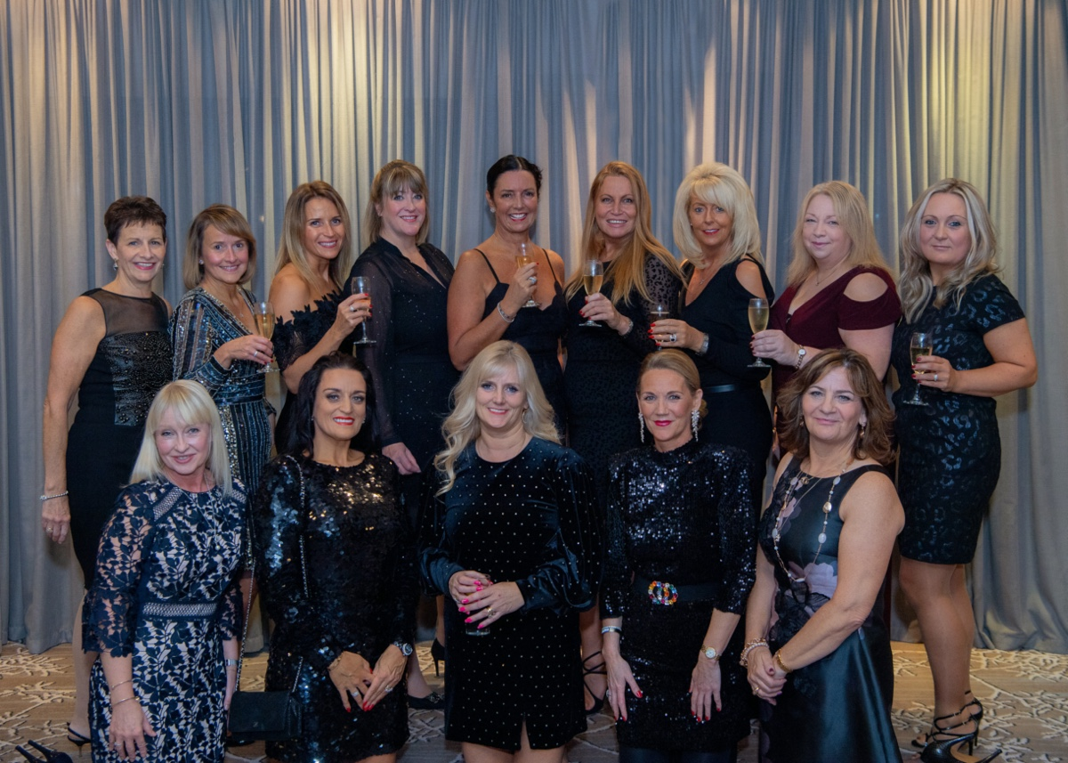 2019, November 2nd – Debbie's 50th Birthday Party at the Marcliffe