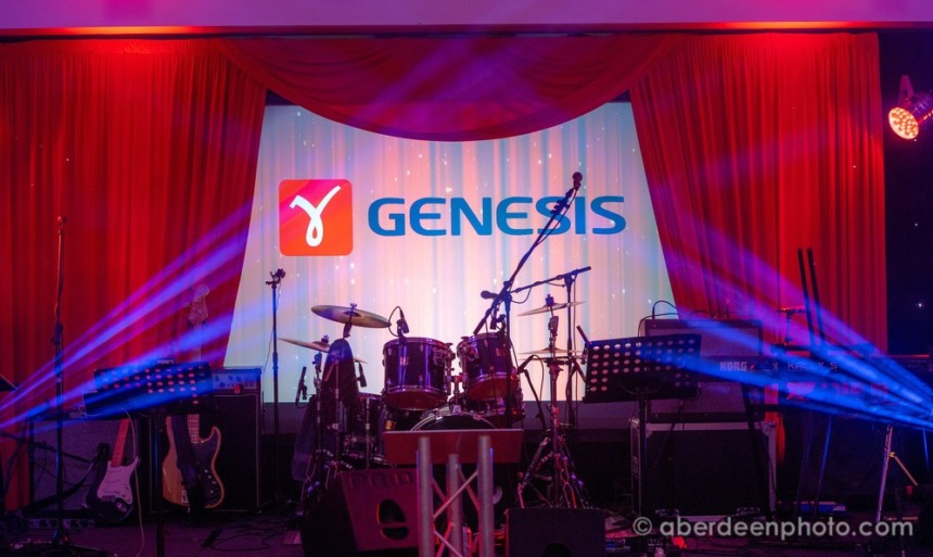 Genesis Autumn Ball at the Marcliffe