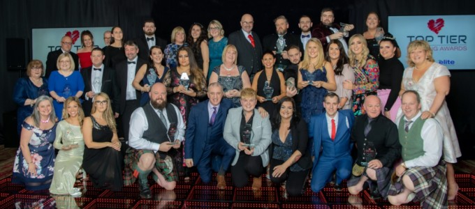 2019, November 24th – Top Tier Wedding Awards