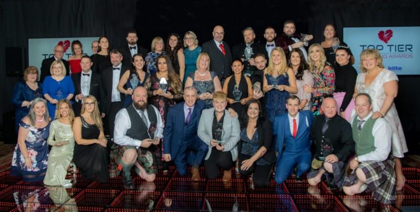2019, November 24th – Top Tier Wedding Awards