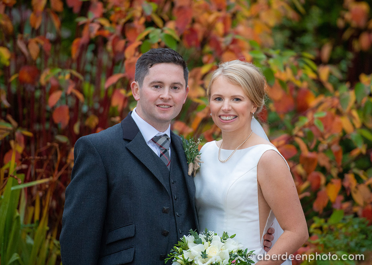 November 2nd – Carron and Stephen at McLeod House