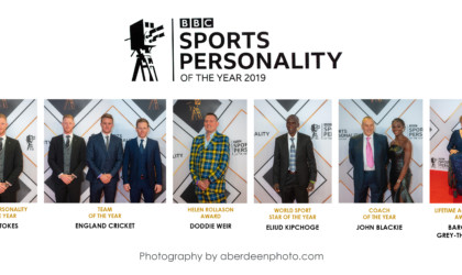 2019, December 15th – BBC Sports Personality of The Year 2019