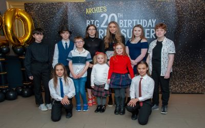 January 25th – Archie Burns Supper 2020