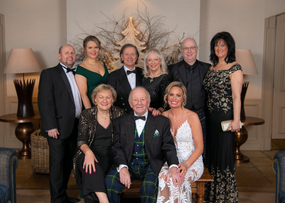 2019, December 31st – Hogmanay at The Marcliffe