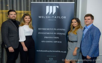 Welsh and Taylor Opening Celebration