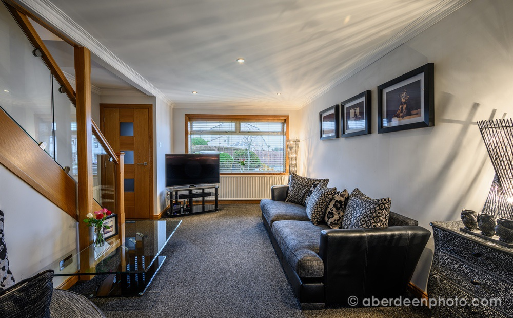 Balmedie property for professional photographer