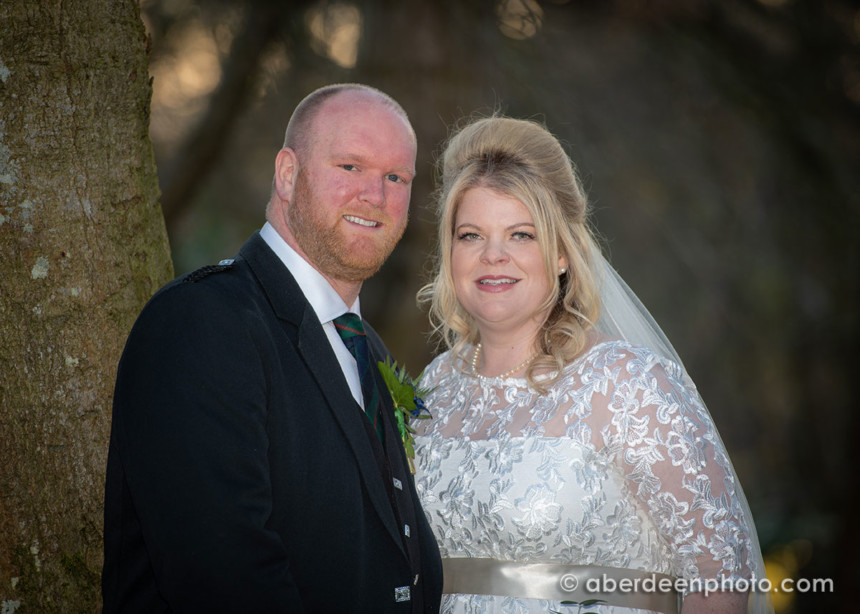 February 22nd – Victoria and Lewis at The Marcliffe