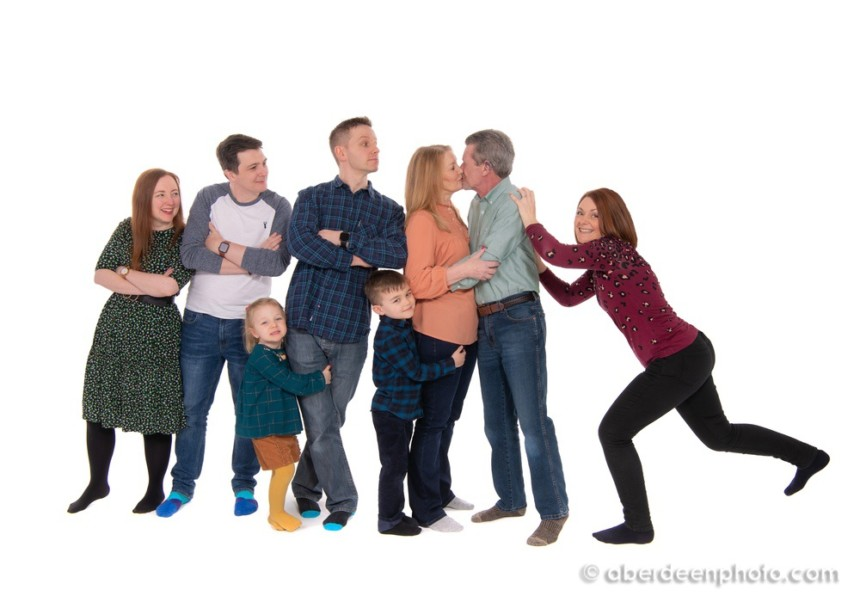 Family Portraits – a Special Gift