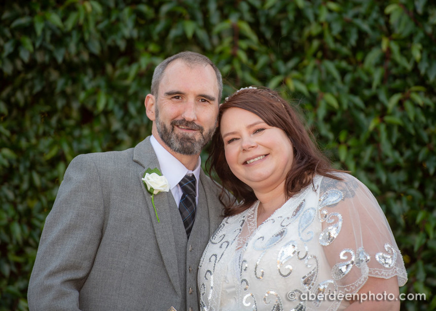 February 29th – Fiona and David at Crowne Plaza