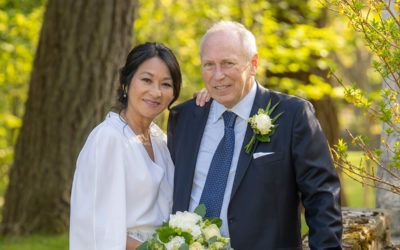 May 15th – Susan and Robin at Marischal College and The Marcliffe