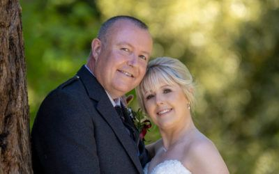 2021, June 5th – Jenny and Paul at Norwood Hall